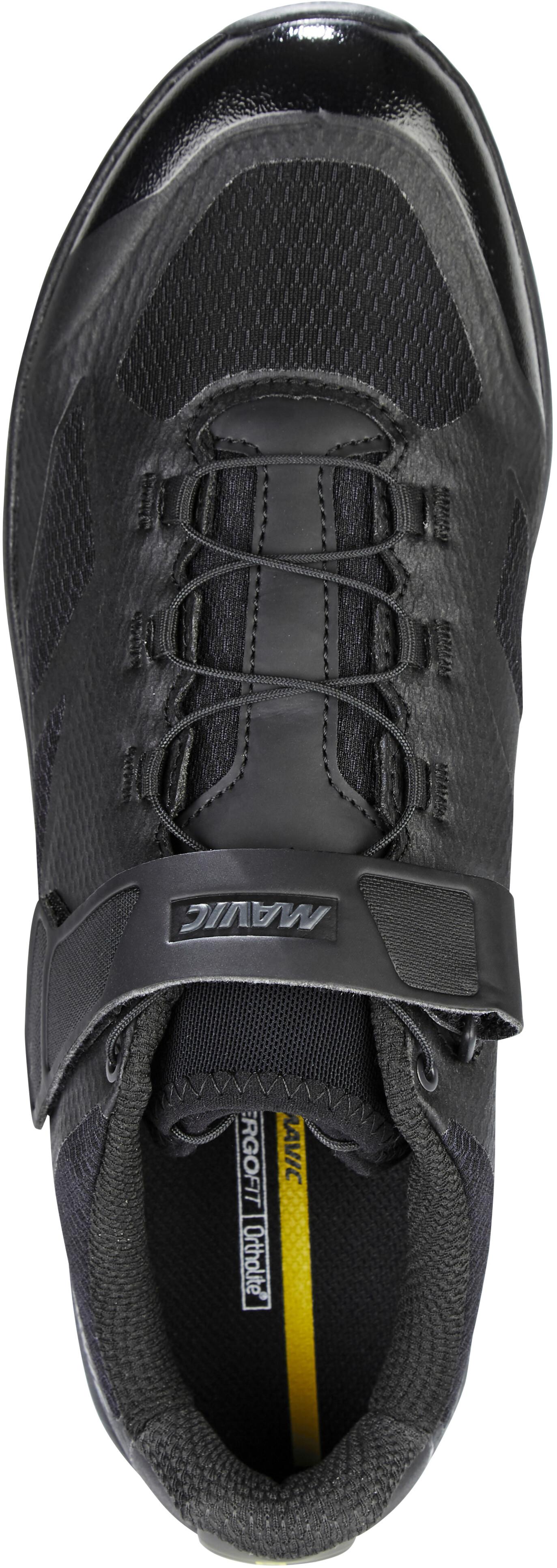 d2e0426f Mavic XA Elite II sko Herre black/phantom/black | Gode tilbud hos ...